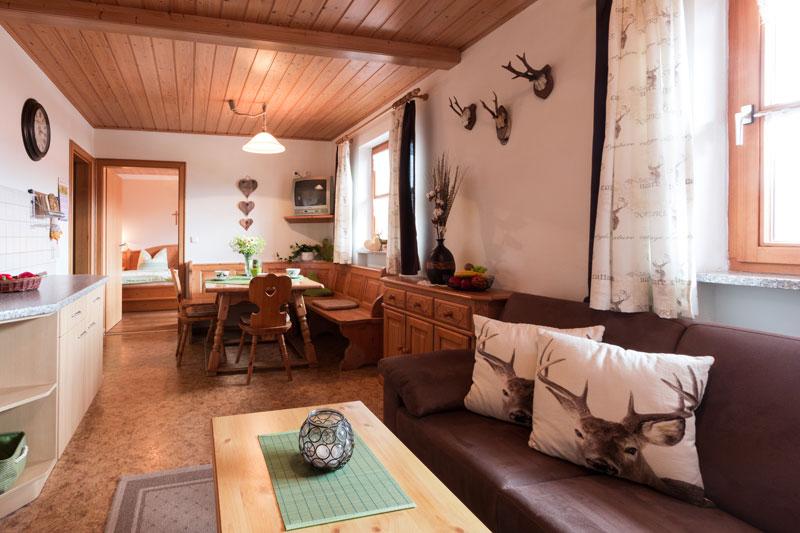 Essecke - Ferienwohnung Wilde Suite