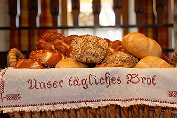 Frühstücksbuffet für Ihren Urlaub in Bayern